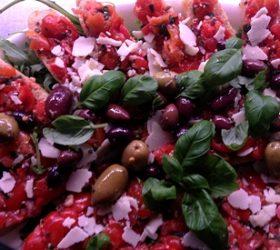 Italiensk menu 2